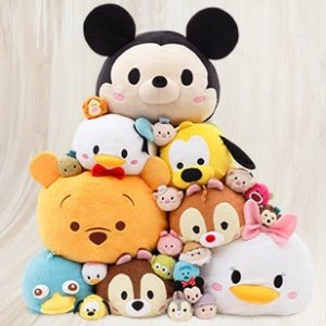 Buy 1 Get 1 For $1Select Plush @ disneystore