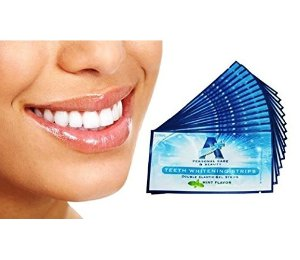 Lightning deal! $10.99 Sparkling White Professional Strength 6%HP Teeth Whitening Strips 28 Strips