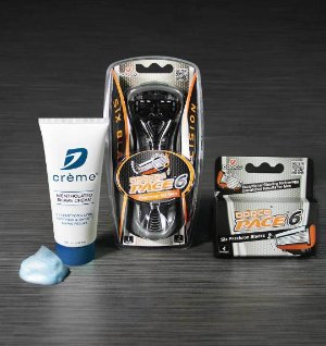 Pace 6 Shaving Kit (Dealmoon Exclusive)
