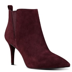 PAGANELI POINTY TOE BOOTIES