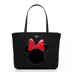 $186.00(reg.$248.00) kate spade new york for minnie mouse francis