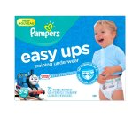 Amazon.com: Pampers Boys Easy Ups Training Underwear, 3T-4T (Size 5), 72 Count: Health & Personal Care