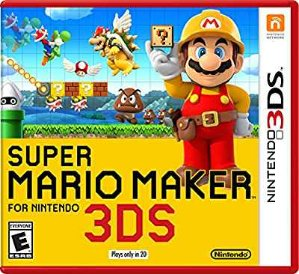 Pre-order Now! $31.99 Super Mario Maker for Nintendo 3DS