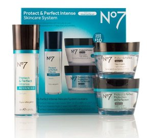 Dealmoon Exclusive: 26% OffBoots No.7 Protect and Perfect Intense Skincare System @ Skinstore