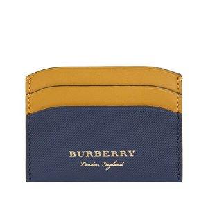 Burberry Runway Izzy Card Holder Blue