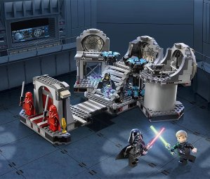 $56.95 LEGO Star Wars Death Star Final Duel 75093 Building Kit
