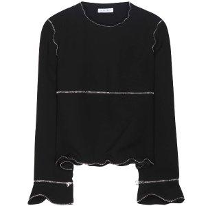 J.W.ANDERSON Embellished blouse