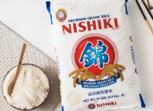 Best seller! $13.45Nishiki Premium Rice, Medium Grain, 15-Pound Bag