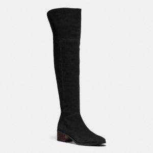 COACH: Lucia Boot