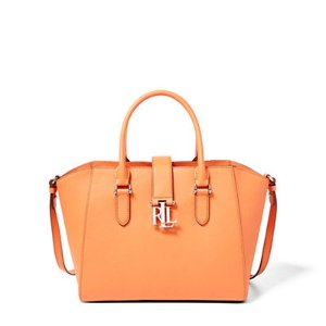 Carrington Leather Shopper - Shop All � Women - RalphLauren.com