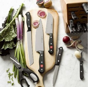 Up to 75% Off Wüsthof Cutlery Sale @ Williams Sonoma