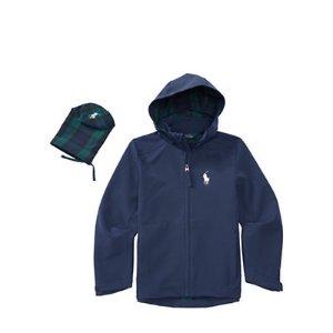 Packable Raincoat - Jackets � Jackets & Vests - RalphLauren.com