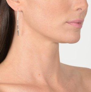 Ribbon & Reed™ Signature Romance Taper Stick Earrings