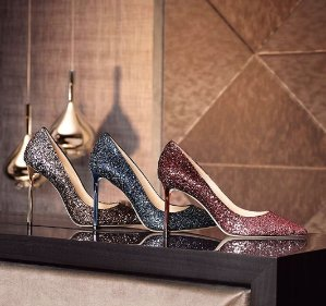 Up to a $700 Gift Card Jimmy Choo Women's Shoes @ Saks Fifth Avenue