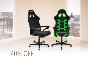 $204.99 DXRacer Racing Gaming Chairs