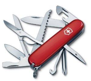 Victorinox 多功能瑞士军刀 53931 Fieldmaster红色款