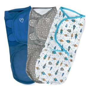 $11.77SwaddleMe Original Swaddle 3-PK, SuperStar (LG)