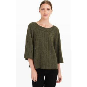 Carmenah Cashmere Sweater