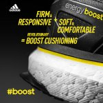 40% Off Adidas Energy Boost 3 Shoes