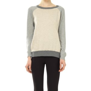 Designer Color Blocked Pullover | Max Studio Official by Leon Max