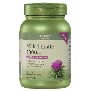 From $9.99Select GNC Herbal Plus® Milk Thistles @ GNC