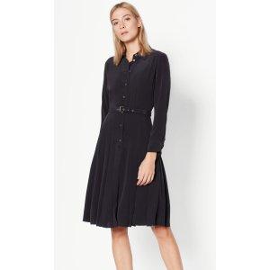 Women's SHIELDS SILK DRESS made of Silk | Women's Sale by Equipment