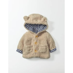Cosy Animal Jacket 75044 Jackets at Boden
