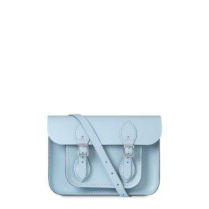 Periwinkle Blue 11 Inch Magnetic Satchel | The Cambridge Satchel Company