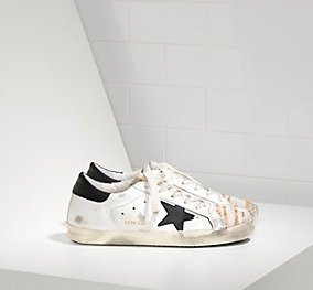 Up to 50% Off with Golden Goose Shoes Purchase @ SSENSE