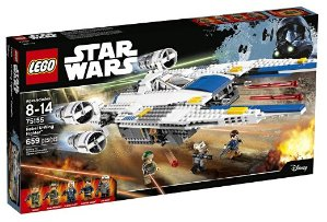 $68.00 LEGO STAR WARS Rebel U-Wing Fighter 75155