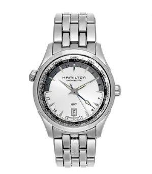 Hamilton Men's Jazzmaster GMT Auto Watch H32605151