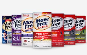 Move Free Joint Supplement for $12.55 Schiff Vitamins & Dietary Supplements sale