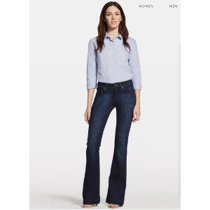 Joy Jean - Pulse | DL1961 Premium Denim|DL1961 Premium Denim | 4 Way Stretch | Xfit Jeans | Shop Womens & Mens Jeans, Perfect Fitting Jeans