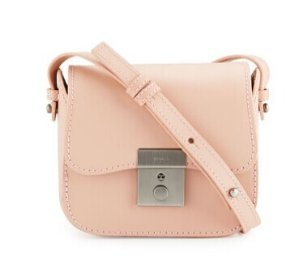 Kelsi Dagger Assembly Leather Mini Crossbody Bag @ LastCall by Neiman Marcus