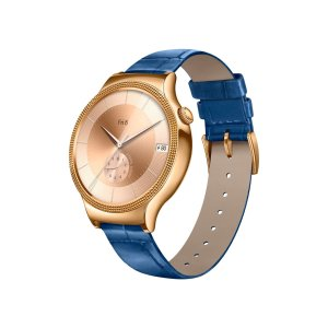 Huawei Smartwatch for iPhone, Android Smartphones - Gold/Sapphire