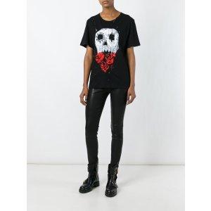 Faith Connexion Skull Print T-shirt