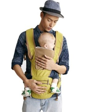 $16.99(reg.$98.68) Hip Seat Baby Carrier by Bebamour-Advanced Lumbar Support