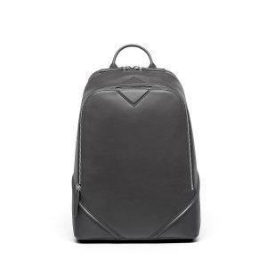 Medium Duke Nappa Backpack in Mono Grey