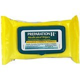 Amazon.com: Preparation H Medicated Wipes, 144 Count: Health & Personal Care
