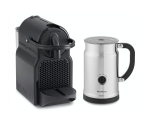 $99.99Nespresso Inissia Espresso Maker with Aeroccino Plus Milk Frother, Titan