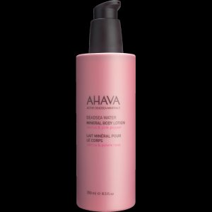 AHAVA® - Mineral Body Lotion - Cactus & Pink Pepper