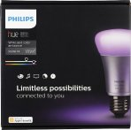 $179.99 + $50 Gift Card Philips - hue LED White and Color Ambiance Starter Kit - Multicolor