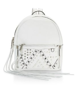 SMALL LOLA BACKPACK WITH STUDS