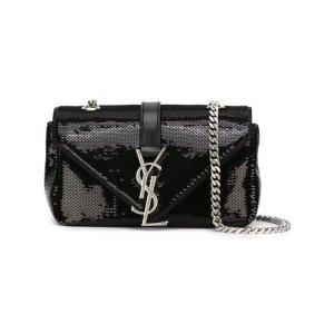 Saint Laurent Baby 'monogram' Chain Bag