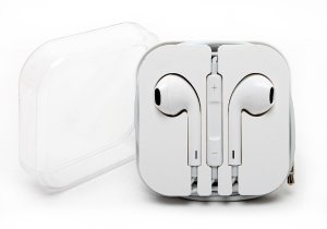 $8.49 Apple  USB Cable + Apple EarPods w Remote and Mic