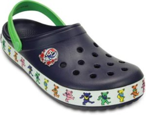 Crocband Grateful Dead Clog