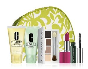 Free 6-pc Gift Set with any $27 Clinique Purchase @ Bloomingdales