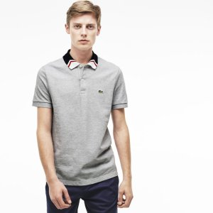Men's 'Nations' Polo Shirt | LACOSTE