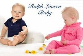 Up to 60% Off+Extra 25% Off Baby's Apprarel,Shoes and Accessories Sale @ Ralph Lauren