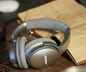 $297.49 Bose QuietComfort 35 Wireless Headphones
